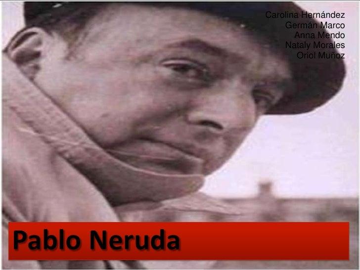 Carolina Hernández                   Germán Marco                      Anna Mendo                   Nataly Morales        ...