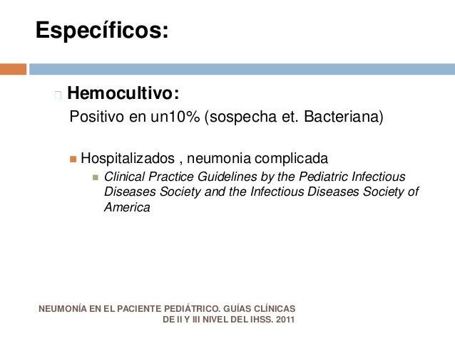 clinical practice guidelines pediatric pneumonia philippines