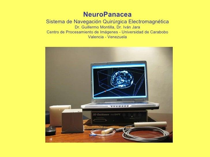 Presentación neuropanacea