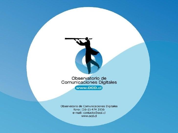 """Misión       """"Aportar al conocimiento de las     comunicaciones digitales en el sector privado, académico y gubernamental,..."""