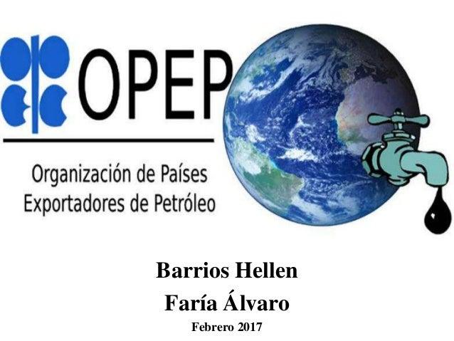 Barrios Hellen Faría Álvaro Febrero 2017