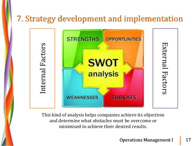 developing a customer driven operations strategy Need to be grounded in a strategy that is driven  need to become customer-driven  the strategic role of product management how a market-driven focus leads.