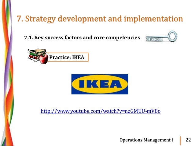 ikea strategy keys success factors 5forces The five forces model was developed by michael e porter to help companies assess the nature of an industry's competitiveness and develop corporate strategies accordingly the framework allows a business to identify and analyze the important forces that determine the profitability of an industry in this article, we will study the porter's five forces model for industry analysis.
