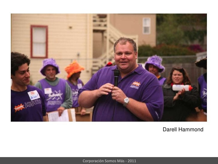 Darell Hammond<br />