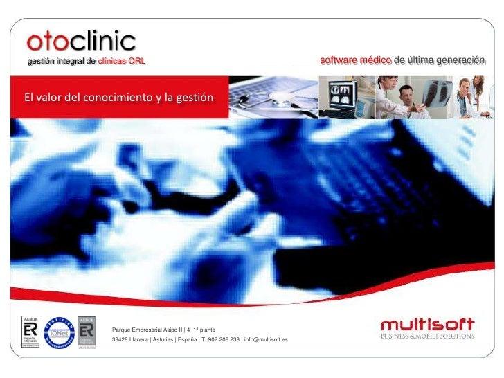 software médico de última generación<br />software médico de última generación<br />gestión integral de clínicas ORL<br />...