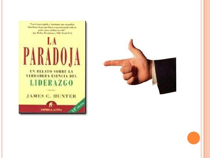 Presentación Libro La Paradoja sobre Liderazgo Slide 2