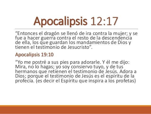 """La iglesia debe no solo predicar sino profetizar """"Y él me dijo: Es necesario que profetices otra vez sobre muchos pueblos,..."""