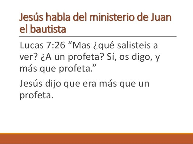 """Juan1: 6-8 """"Hubo un hombre enviado de Dios, el cual se llamaba Juan. Este vino por testimonio, para que diese testimonio d..."""
