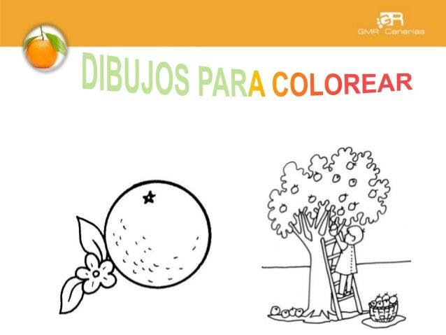 Presentación para niños naranja v2