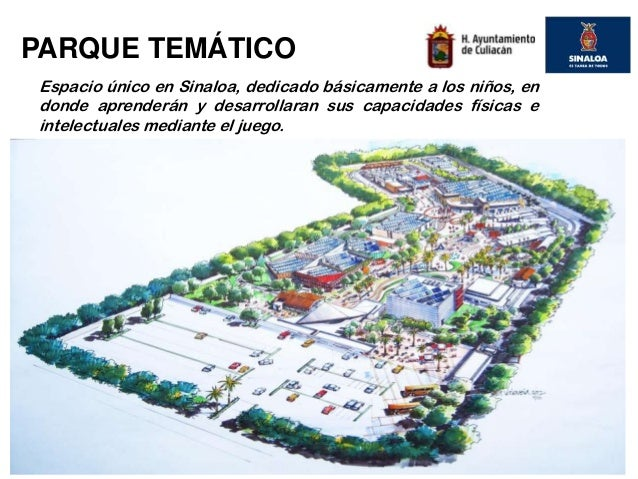 "Presentación parque tematico ""Mas"" culiacan Slide 2"