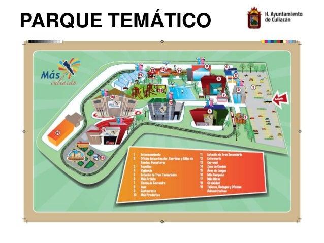 "Presentación parque tematico ""Mas"" culiacan Slide 3"