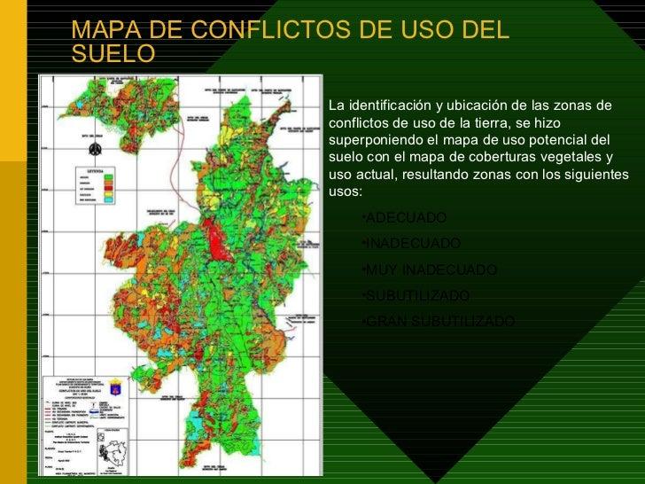 Presentaci n pbot comp rural for 4 usos del suelo en colombia