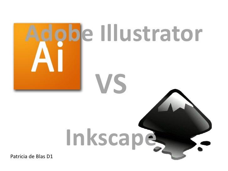 Illustrator Vs Inkscape