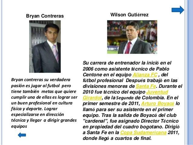 Julián Duarte  Un amante del deporte, quizá no pude seguir practicándolo, pero de ahí nace un sueño y una meta por cumplir...