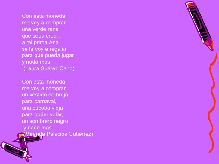 Presentación Poemas