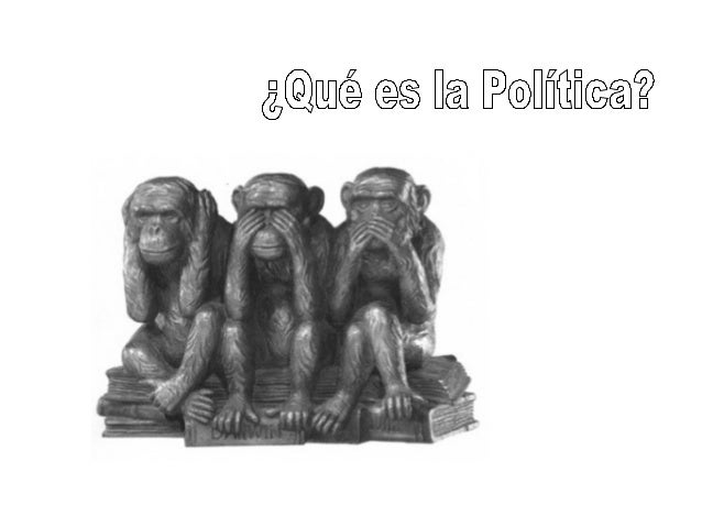 • POLÍTICA: es la gestión pacífica de los conflictos, de las alianzas, y de las relaciones de fuerza – no solamente entre ...