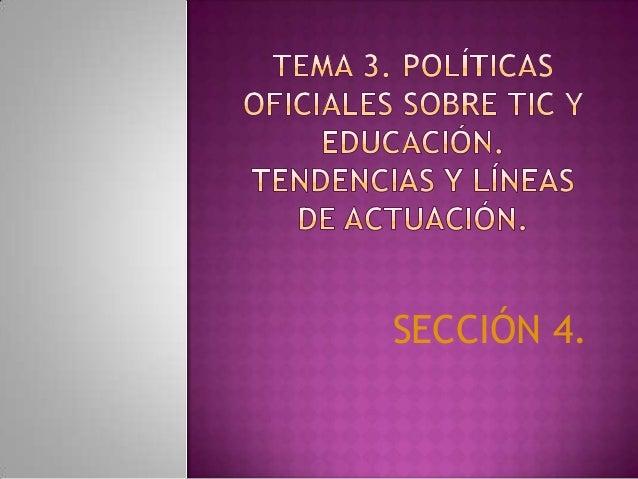 SECCIÓN 4.