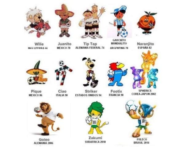 Mascotas y logos de Mundiales_6to y 7mo grado_2014 Slide 3