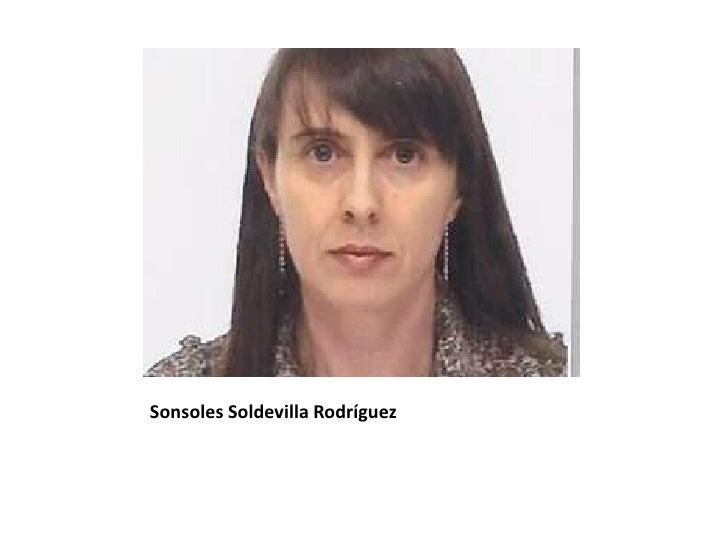 Sonsoles Soldevilla Rodríguez