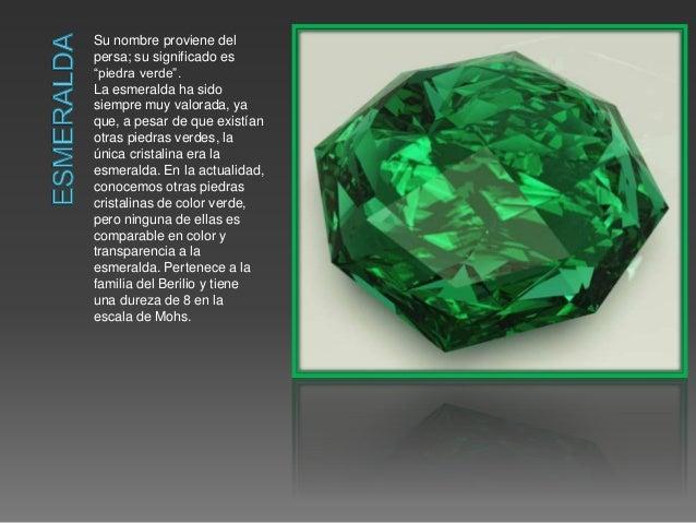 Presentaci n powerpoint piedras preciosas - Piedras preciosas propiedades ...