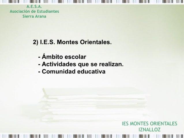Presentación pps