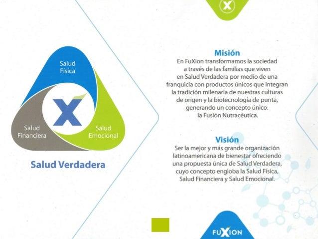 Presentación Fuxion ppt Slide 3
