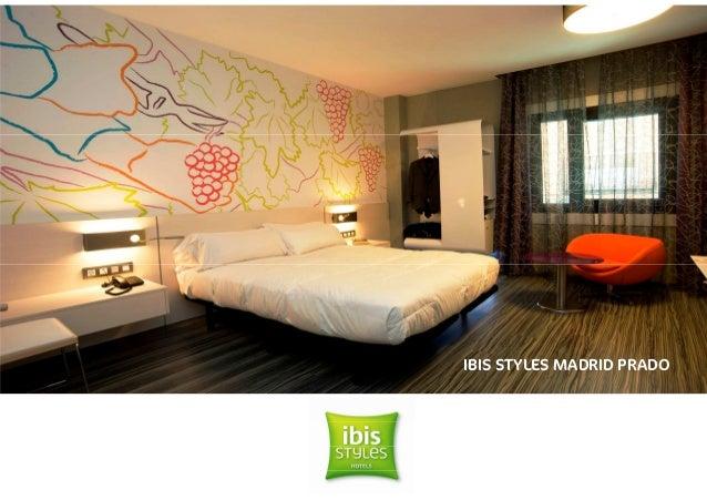 Hotel ibis styles madrid prado for Hotel ibis styles madrid prado madrid