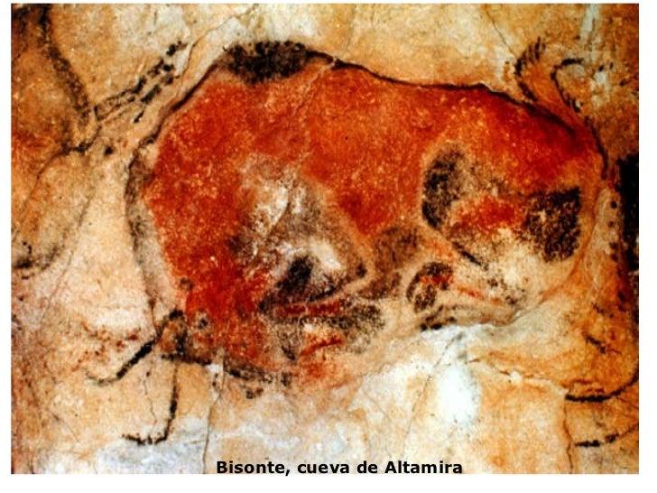 Bisonte, cueva de Altamira