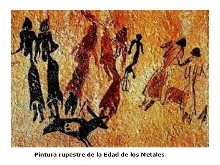 El arte prehist rico - Pintura para metales ...