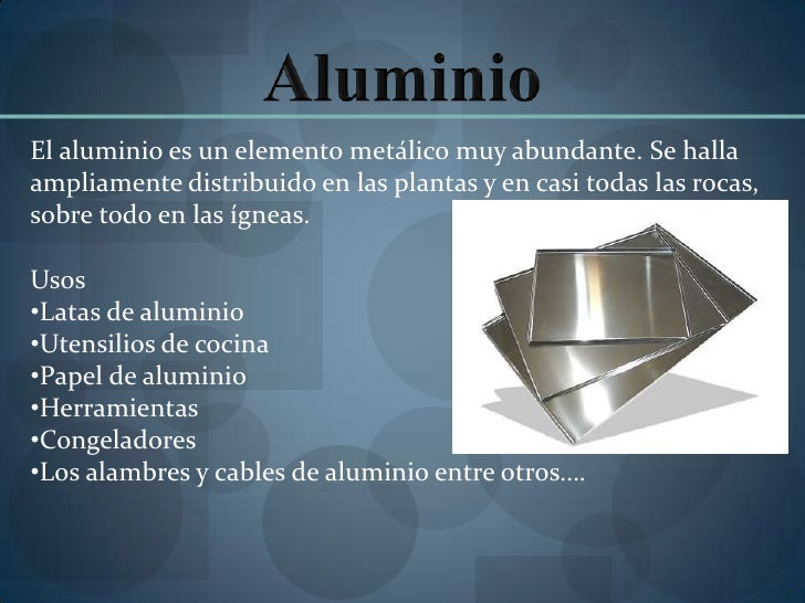 Fabricaci n latas de aluminio for Maquinaria y utensilios para la produccion culinaria