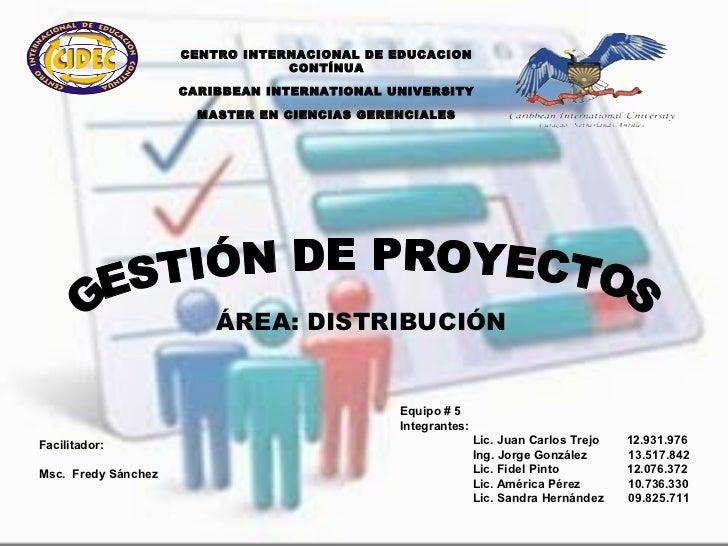 CENTRO INTERNACIONAL DE EDUCACION                                 CONTÍNUA                     CARIBBEAN INTERNATIONAL UNI...