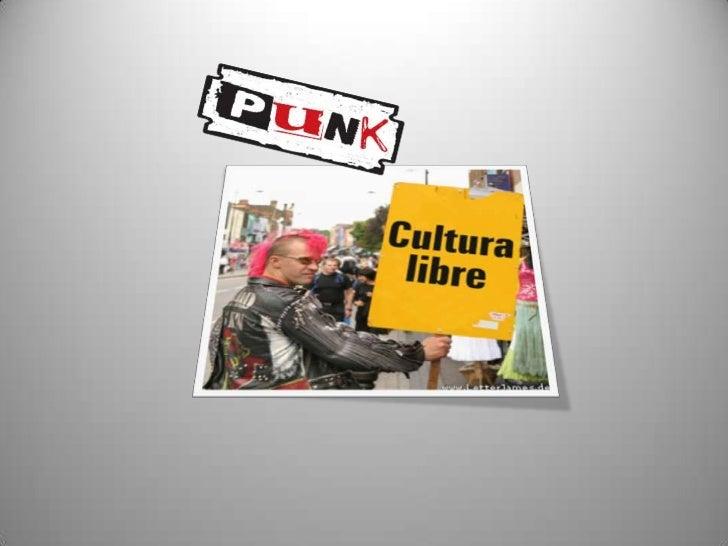 Inicios del PunkEl movimiento punk nace en la décadadel 70, en Londres, Inglaterra. El punkrock, música que escuchan los j...