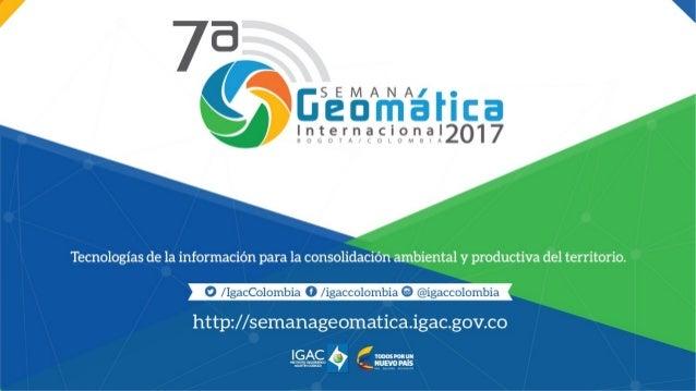QGIS y plugin Project Generator Germán Carrillo Embajada de Suiza en Colombia Cooperación Económica y Desarrollo (SECO)