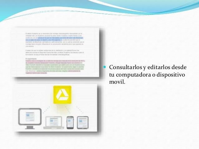 Presentación ¿qué es Google Docs? Slide 3