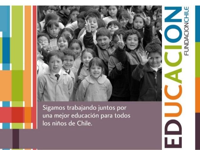 PresentacióN áRea Educacion 08v3
