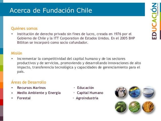 • En 1998 Fundación Chile decide crear una gerencia de Capital Humano asumiendo que el gran salto al desarrollo del país n...