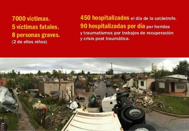 Los 2 únicos liceos de la ciudad totalmente destruidos. 2.400 estudiantes sin lugar donde continuar las clases.