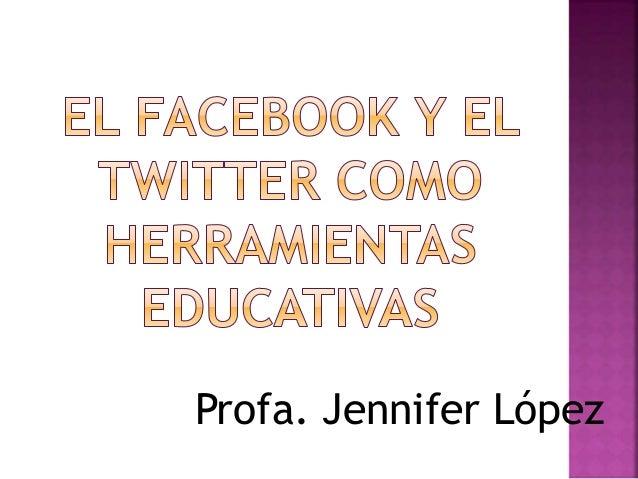 Profa. Jennifer López