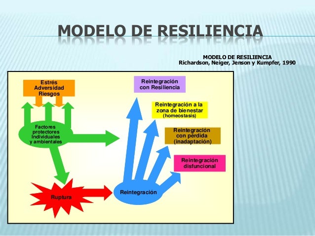 MODELO DE RESILIENCIA                                                MODELO DE RESILIENCIA                                ...