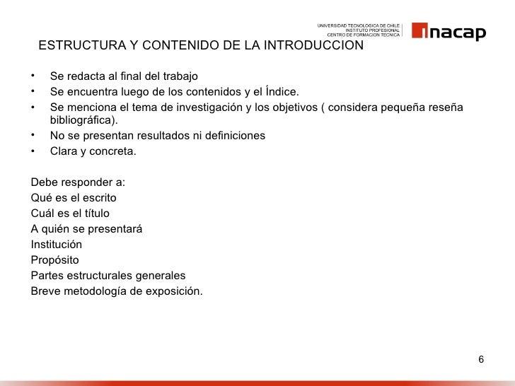 Presentacin resumen introduccionconclusion