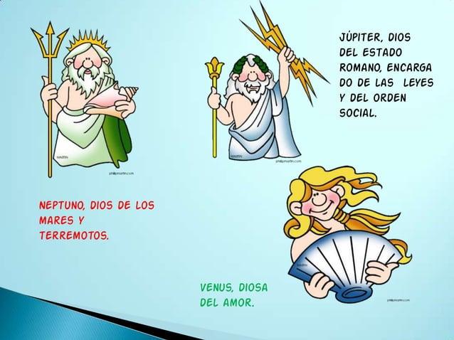 Juno, diosa del                                           matrimonio.Apolo, dios del soly las artes.                      ...