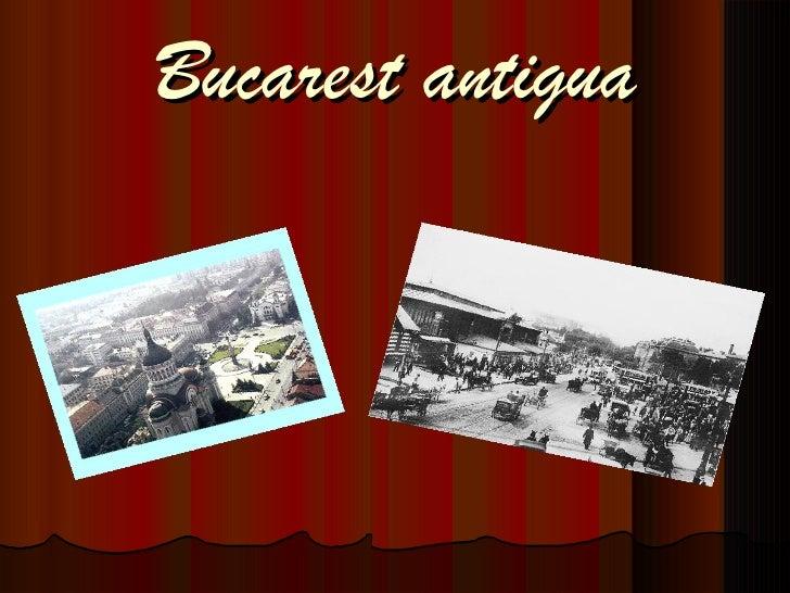 Bucarest antigua