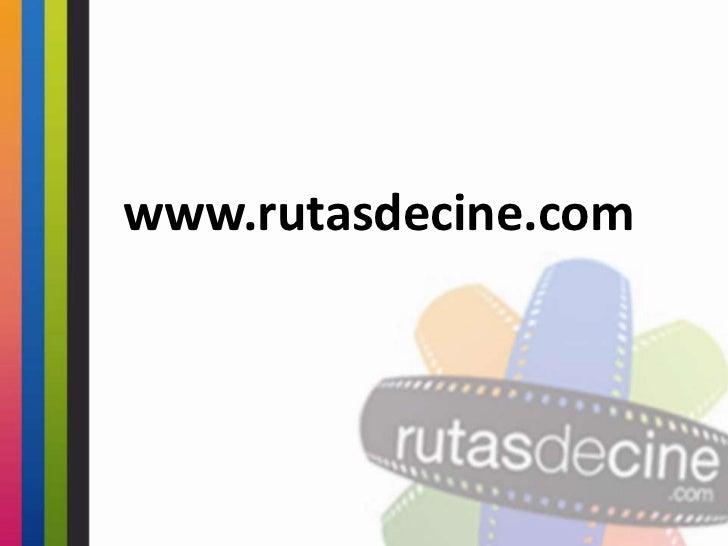 www.rutasdecine.com<br />