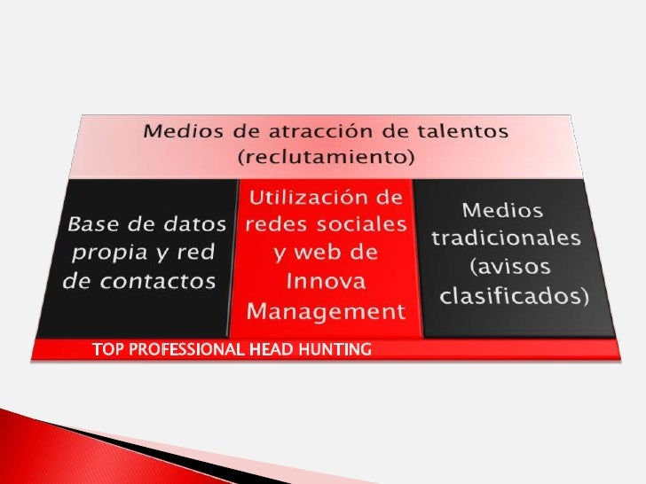 TOP PROFESSIONAL HEAD HUNTING <br />