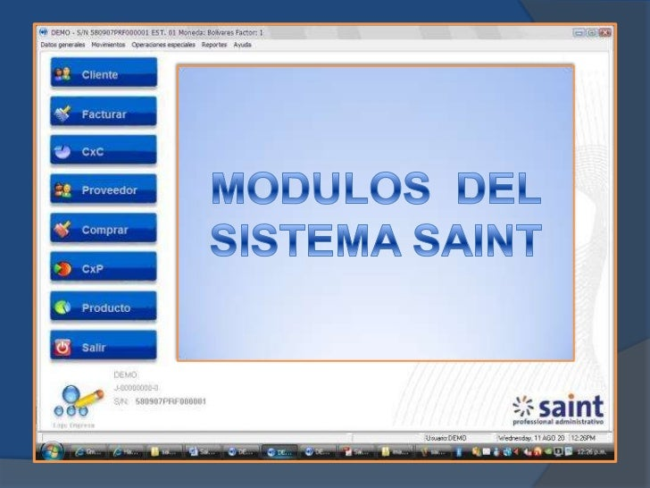 Presentación saint