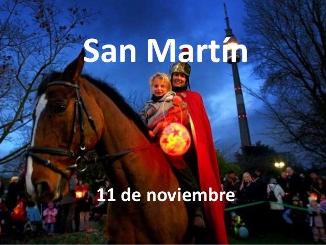 San Martín 11 de noviembre