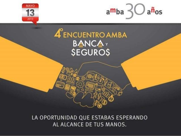 Inteligencia Comercialal servicio de laVenta de SegurosDanilo StiglianoInteligencia ComercialBanco Santander Río SAAdolfo ...