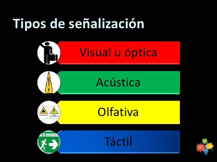 Tipos de Señalización Slide 3