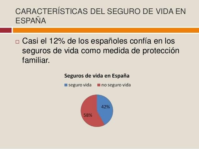 3ed021736f494 CARACTERÍSTICAS DEL SEGURO DE VIDA ...
