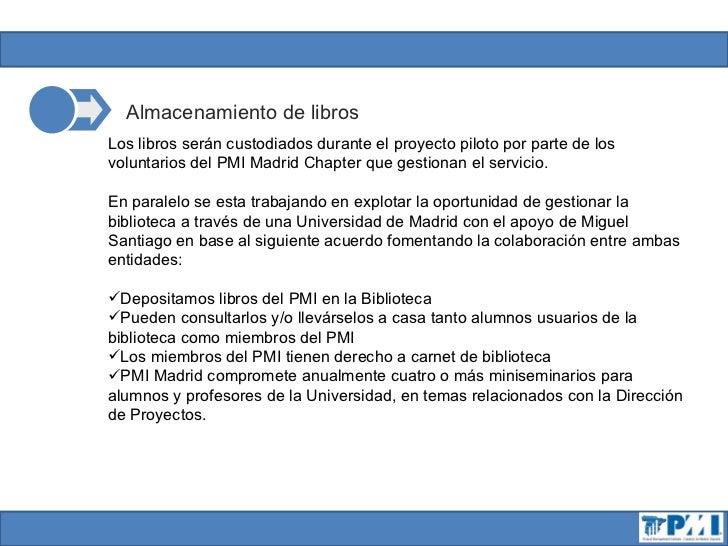Reglamento biblioteca (puntos principales)  Duración préstamo: Un mes  Nº libros simultáneos en préstamo: Un libro  Núm...
